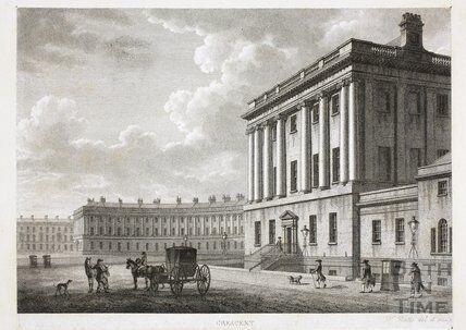 W. Watts, 1794. ©Bath In Time