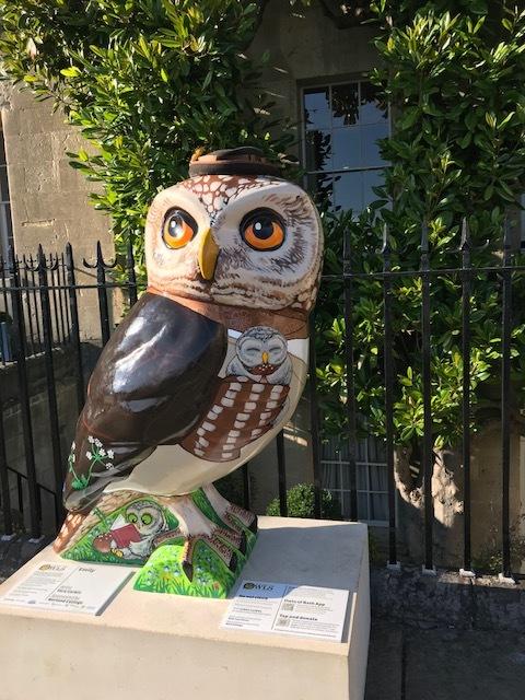 RCS Minerva's Owl, 'Emily', 2018 ©RCS