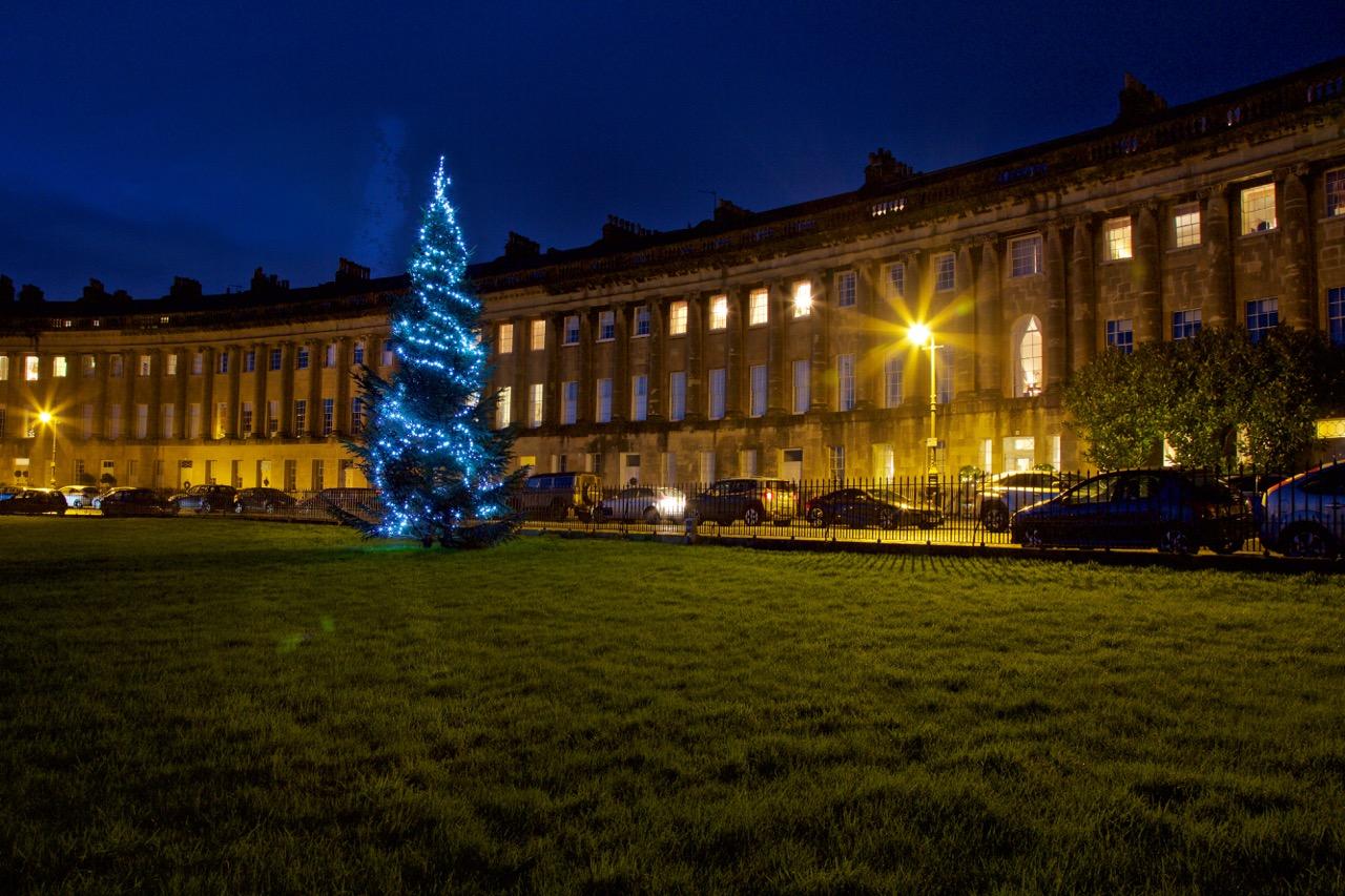 RCS Christmas Tree, 2017 ©Marc Aitken