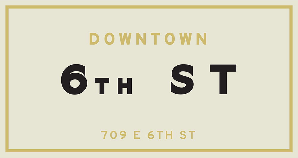 Easy Tiger downtown location at 709 E. 6th Street.
