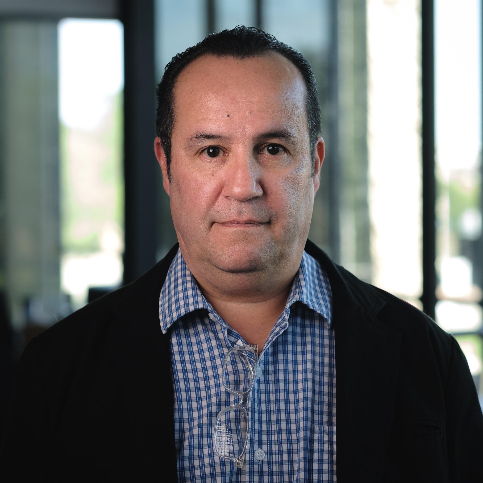 Jorge Luedtke - Project Manager