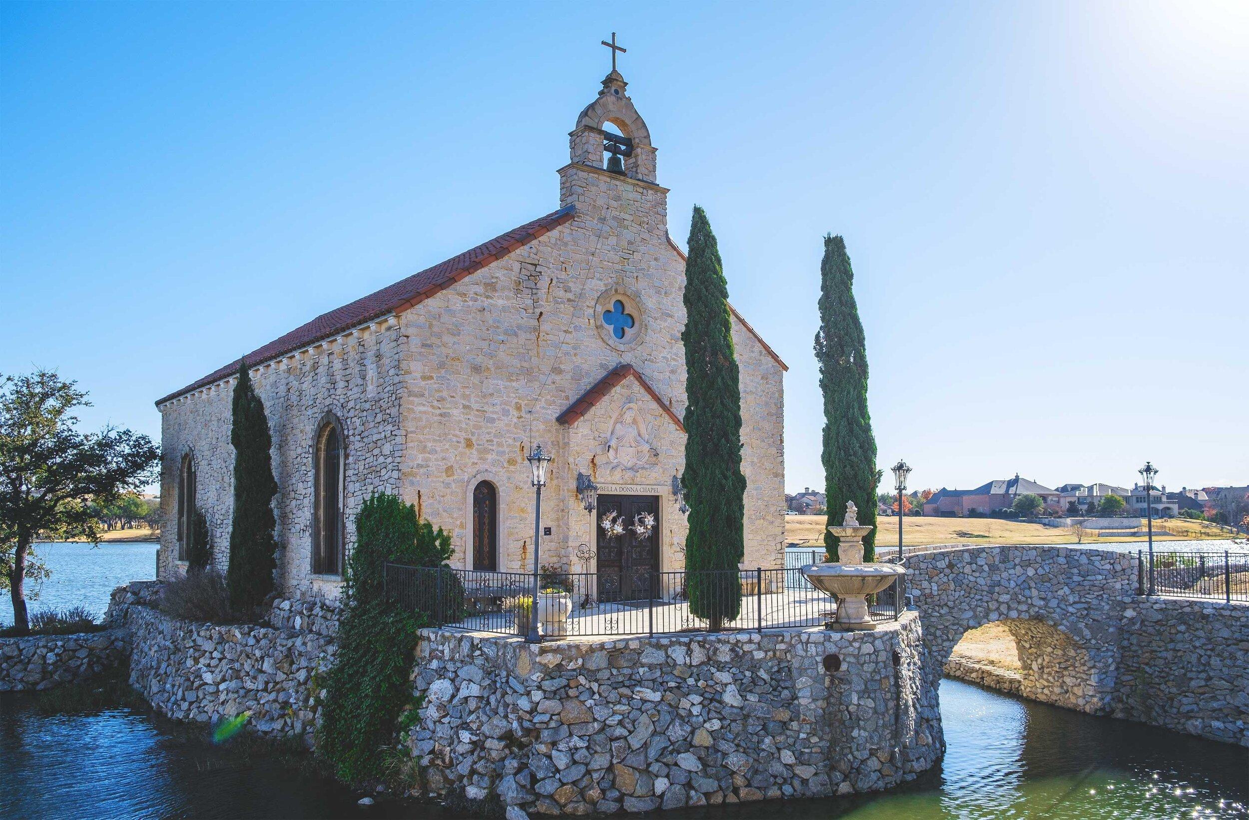Bella Donna Chapel - McKinney, TX