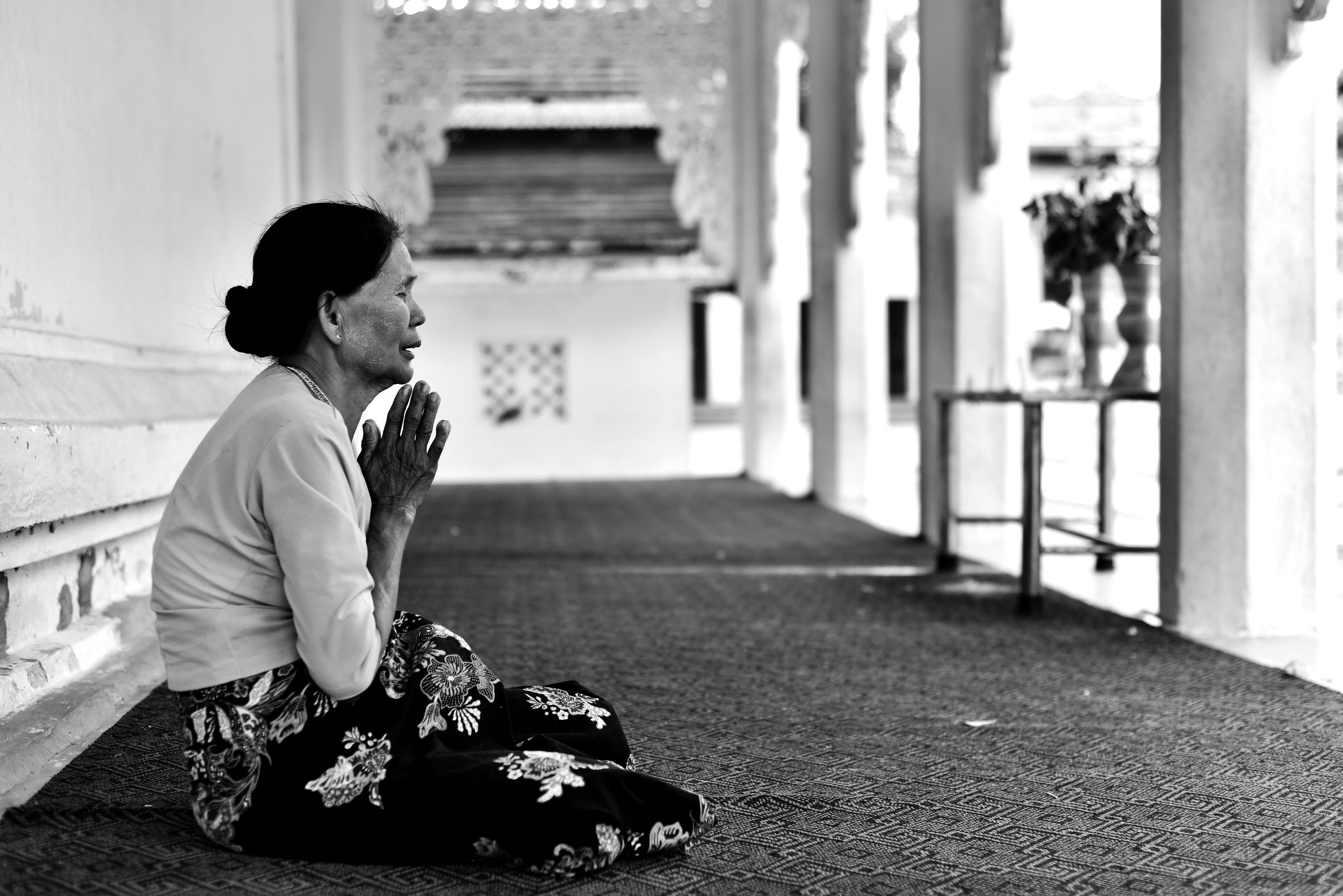 Prayer is Outreach -