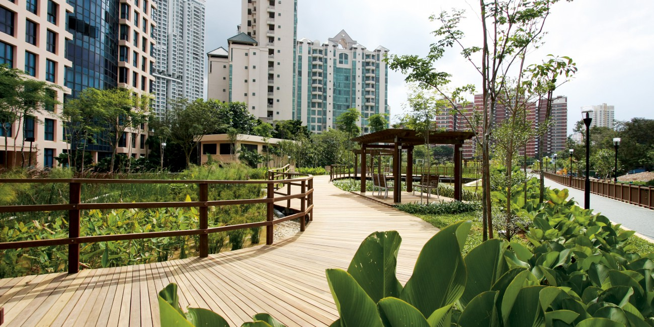 Ecological Design has many benefits including human health.