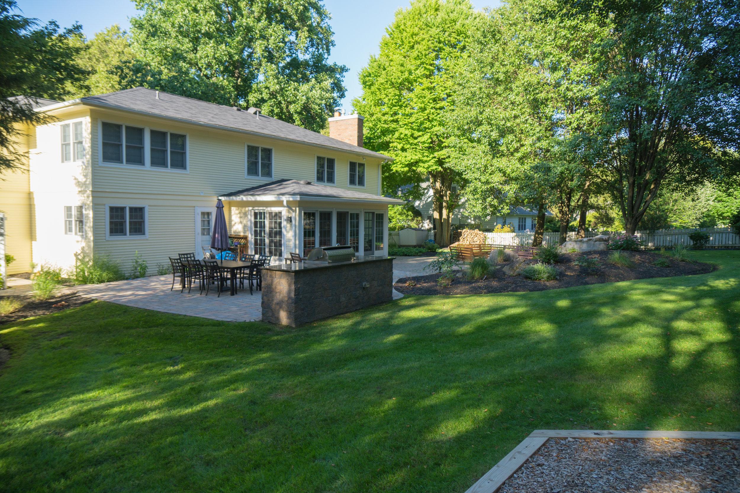 Allens Creek Residence