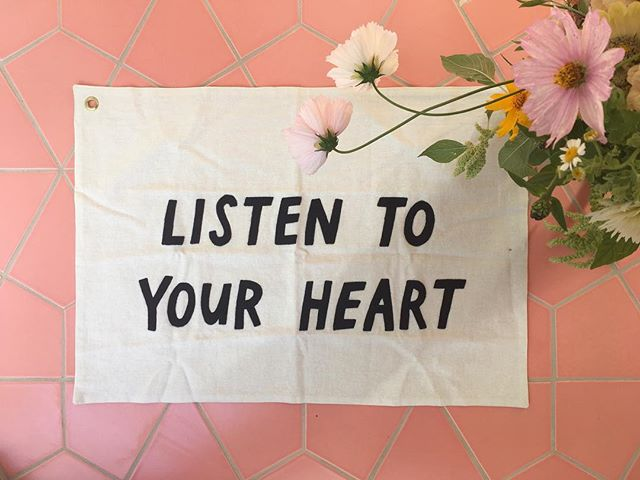 Listen to Your Heart (Part Two) .