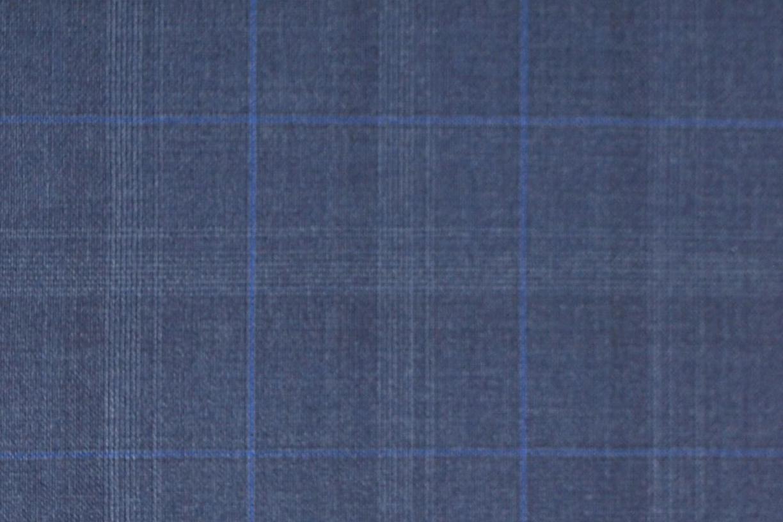 BA/PR 1794 BLUE PLAID