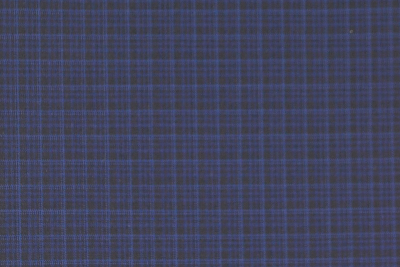 BA/TD 4594 BLACK/BLUE MINI CHECK