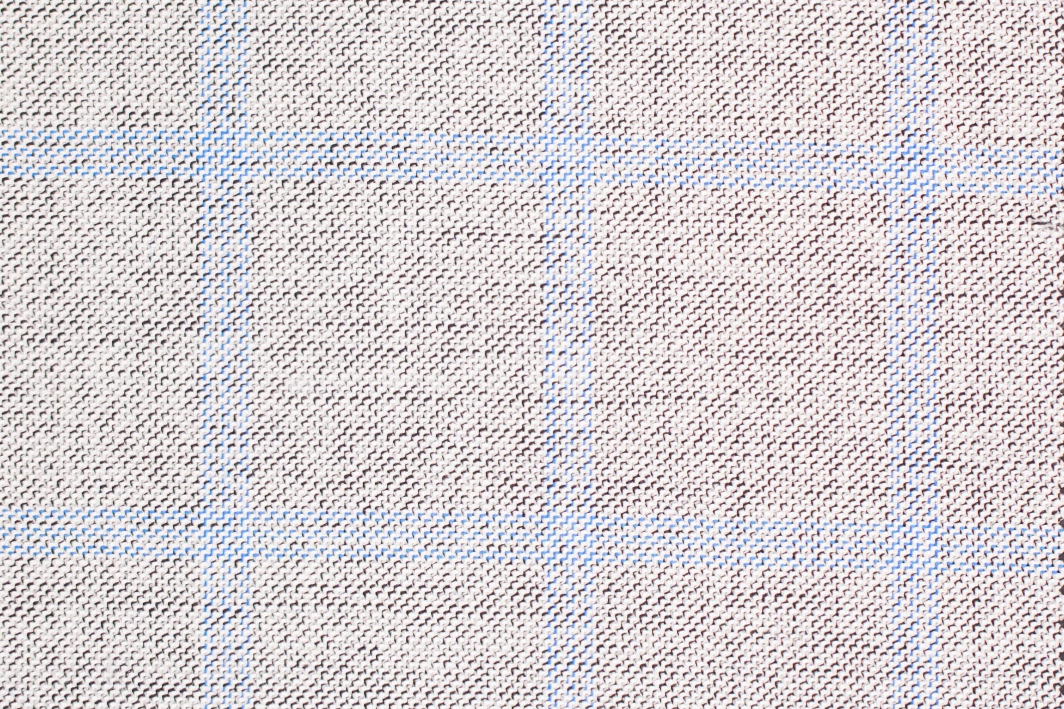 BA/MD 1692 LT GREY/BLUE WINDOWPANE
