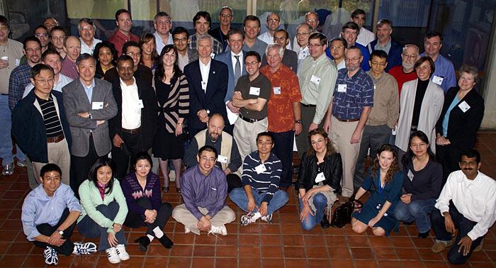 HFIP 2010 Workshop Group Photo
