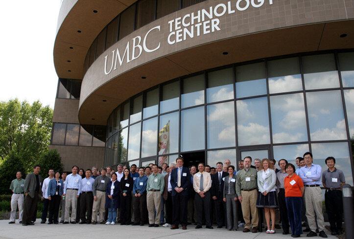 2009 JCSDA Workshop Group Photo, UMBC, May 12, 2009