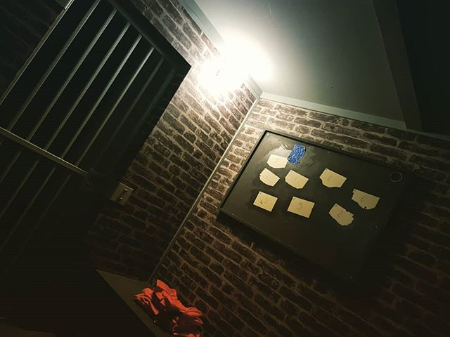 Your prison cell awaits you... Book your experience now at www.endgame.ie #escaperoom #teambuilding #fun #corporateevent #henparty #stagparty #dublin