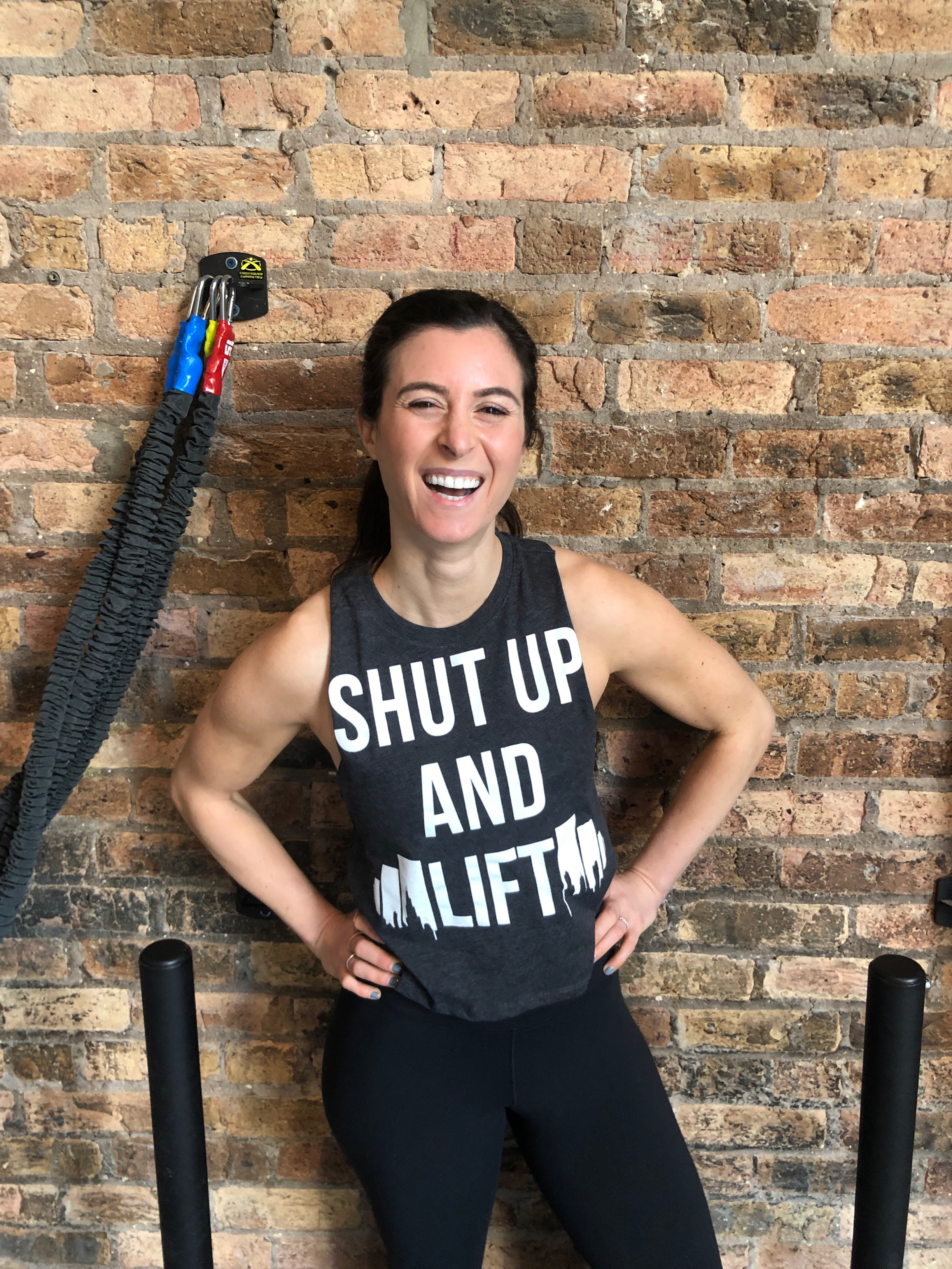 Gina Caifano - Group Conditioning Instructor - I'm a lover of all sports, health, and fitness. Throughout the years, I have created a high-level training experience for athletes of all levels and received certification as a Sports Performance Specialist and as an ACE Certified Coach. I have been a Nike Trainer since 2010, while also obtaining my Masters in nursing (completed 2015). My passion and enthusiasm for movement come through in each and every session.My motto is simple: YOU are stronger than you think you are.