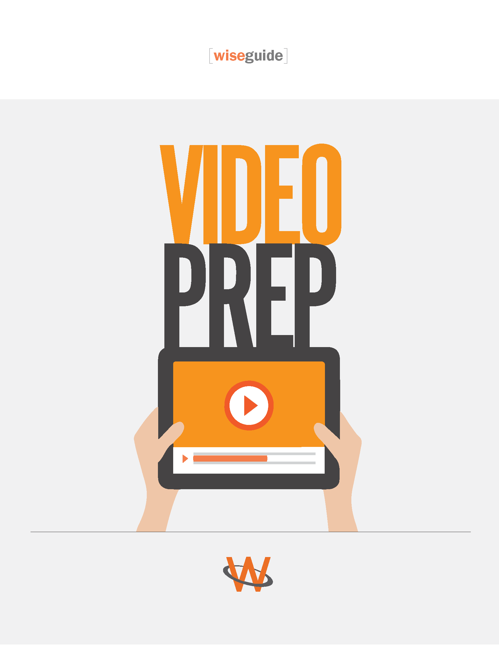 Get your people ready for video