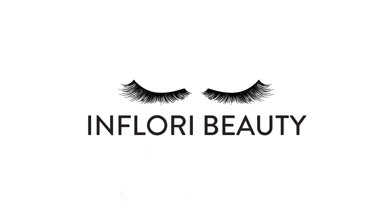 Inflori Beauty Logo Horizontal
