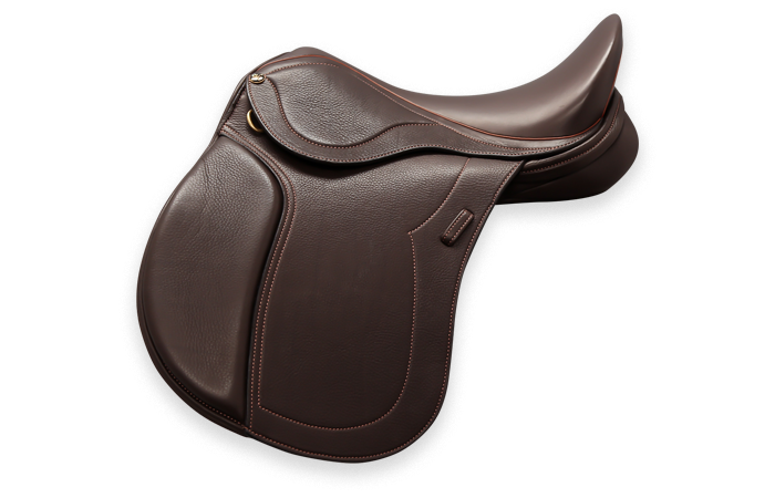 SF GENERAL PURPOSE - The StrideFree® General Purpose Saddle is the perfect saddle for the discerning everyday rider suitable for young riders starting out, older riders for support and comfort and pleasure riders who would like something to do a bit of everything in. Combining the light-weight forward cut design of a jump saddle with the slightly deeper seat. The StrideFree® General Purpose is the ultimate saddle for the all-round rider who is looking to participate in all equestrian disciplines. Also great for hunting.