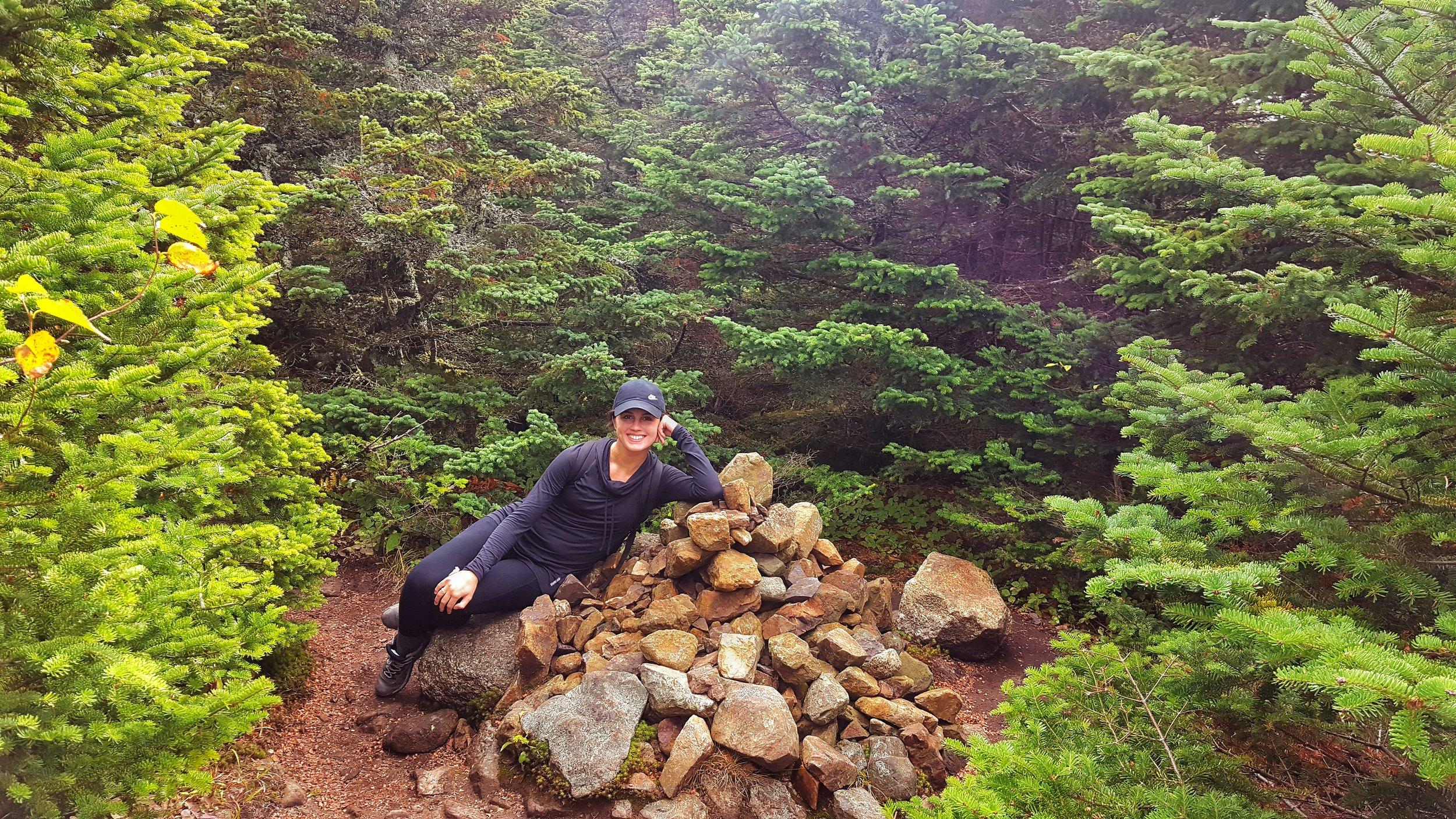 Mt. Tom Summit
