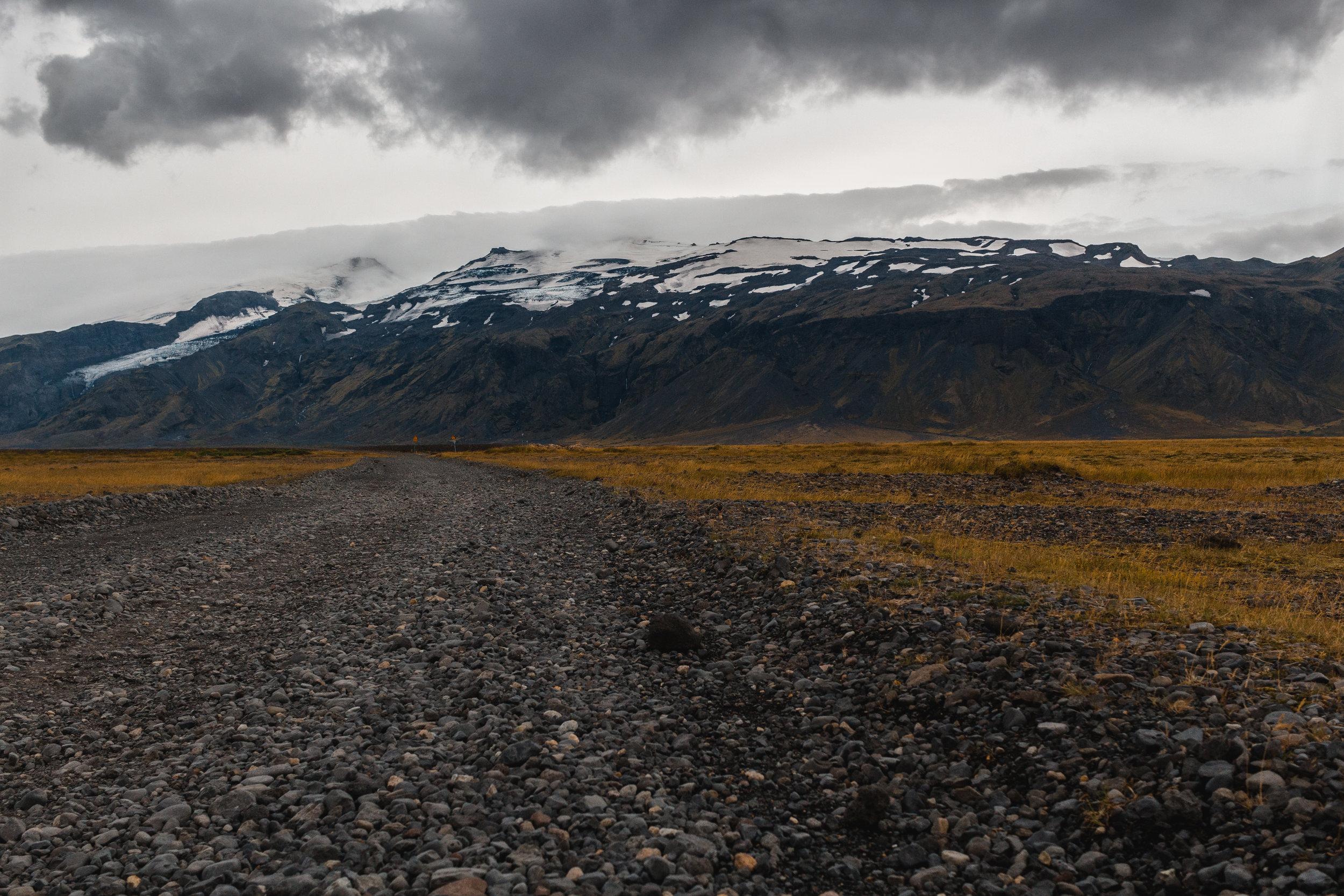Road to Þórsmörk