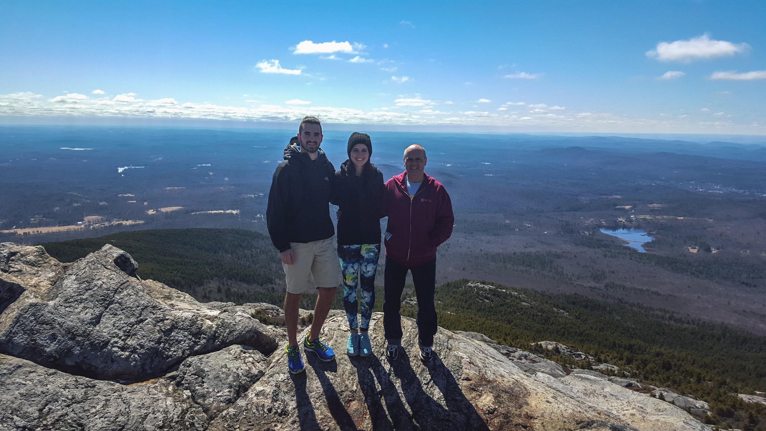 Mt. Monadnock Summit