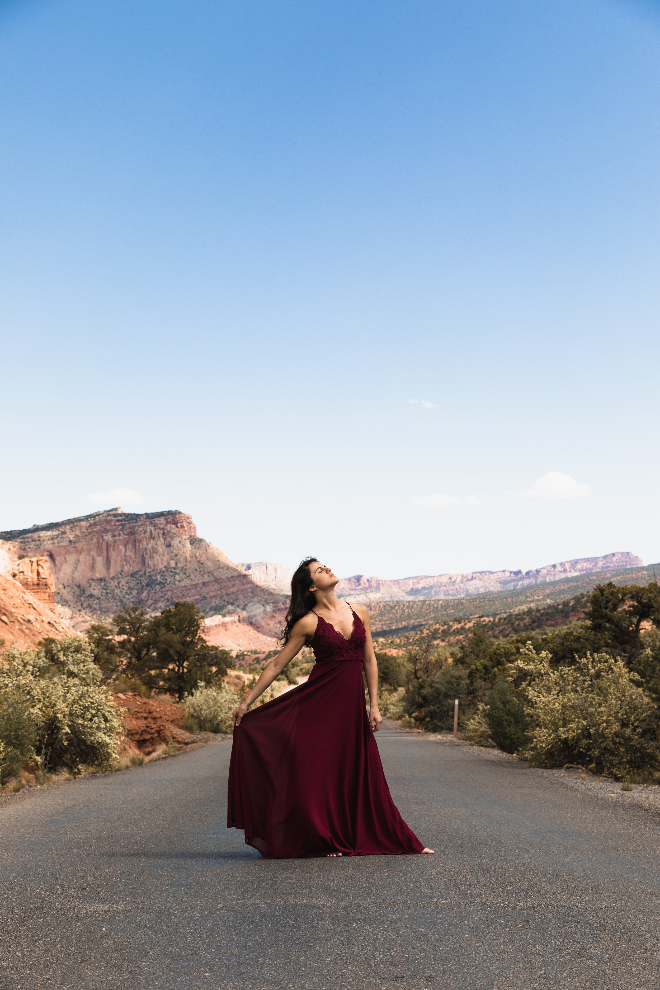 Scenic drive - Photo by  alex iby