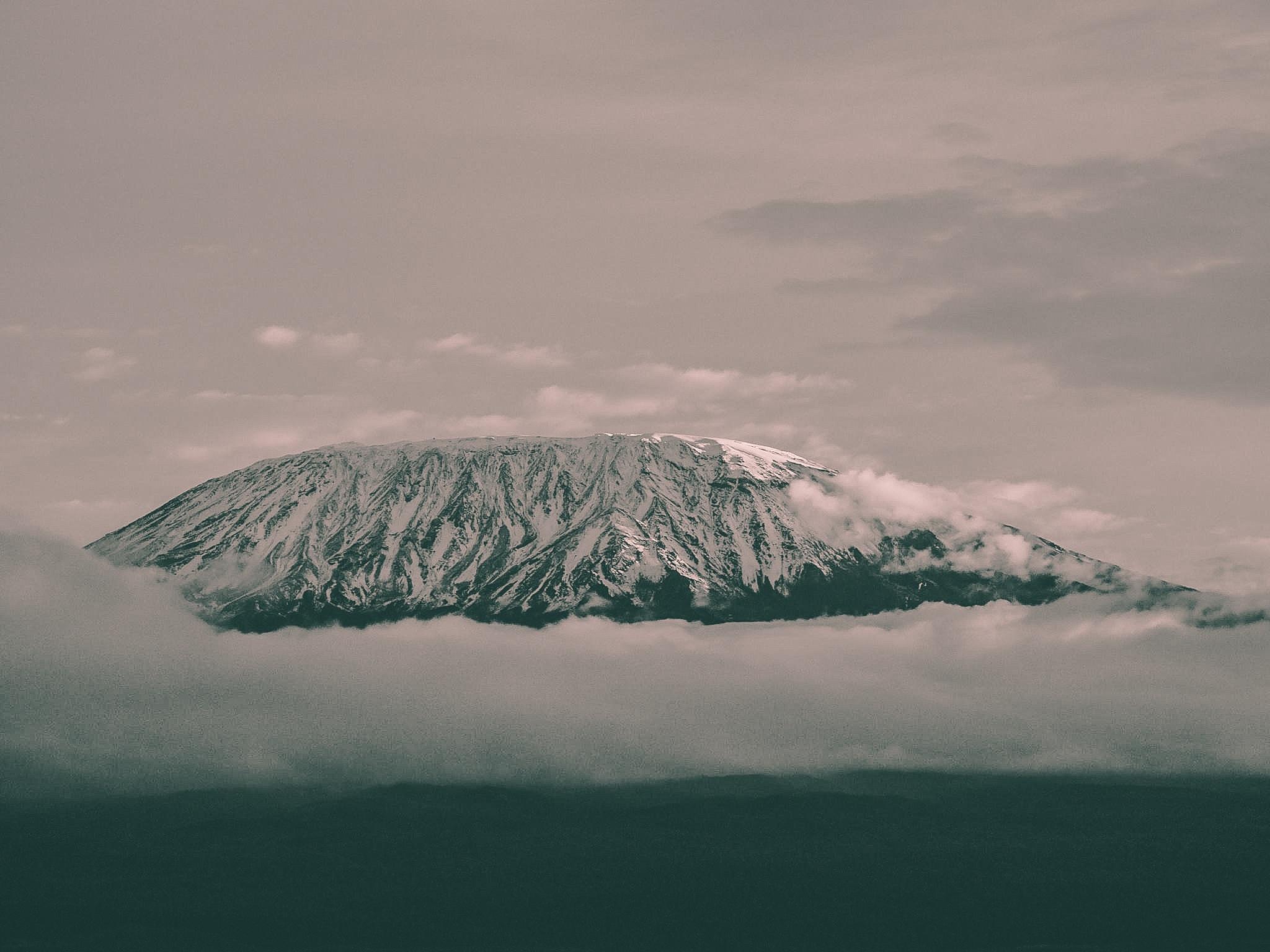 September 2019 - Climb the kilimanjaroin tanzania.