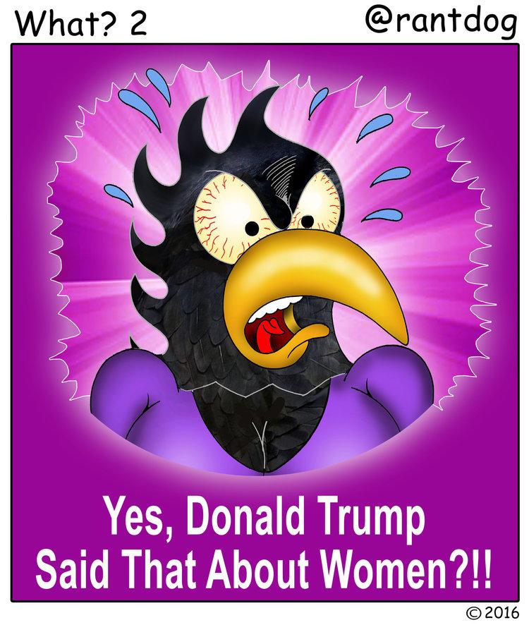Copy of Rantdog Comics Trump Offensive