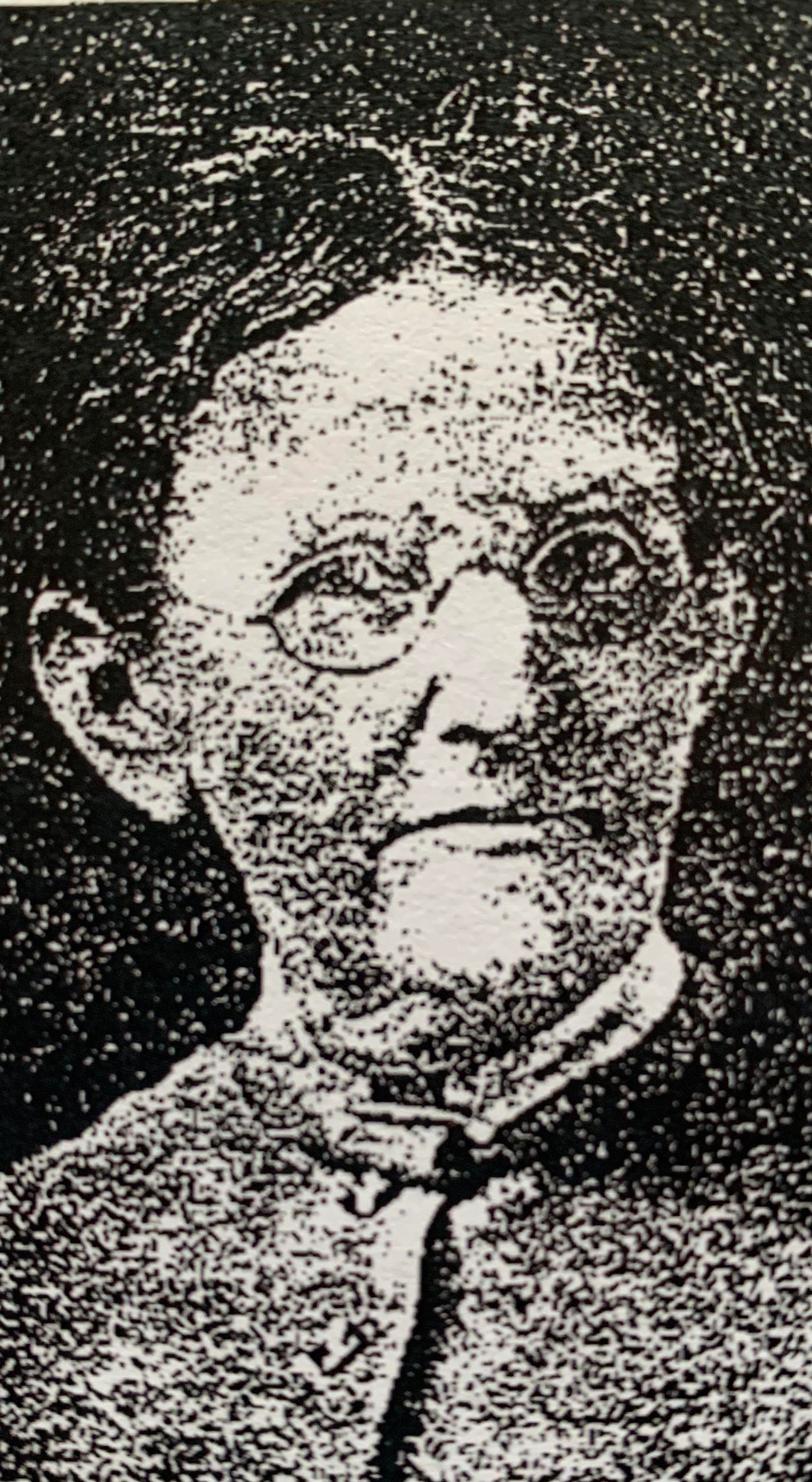 "Mrs. Mary ""Mother"" Joiner, first matron of NM Baptist Orphan's Home"