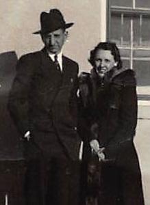 Walker and Dorothy Hubbard