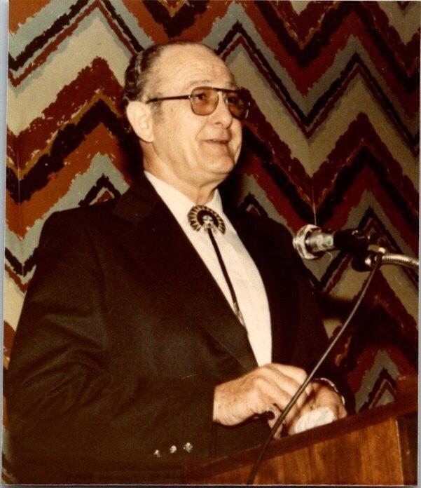 Burt E. Edmison
