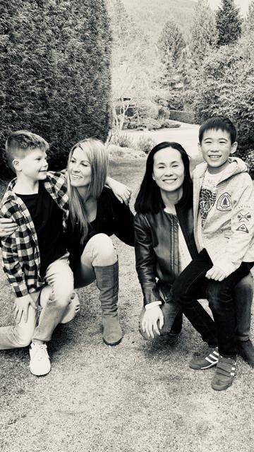 Quinn, Jenn, Sherwin & Jonathan