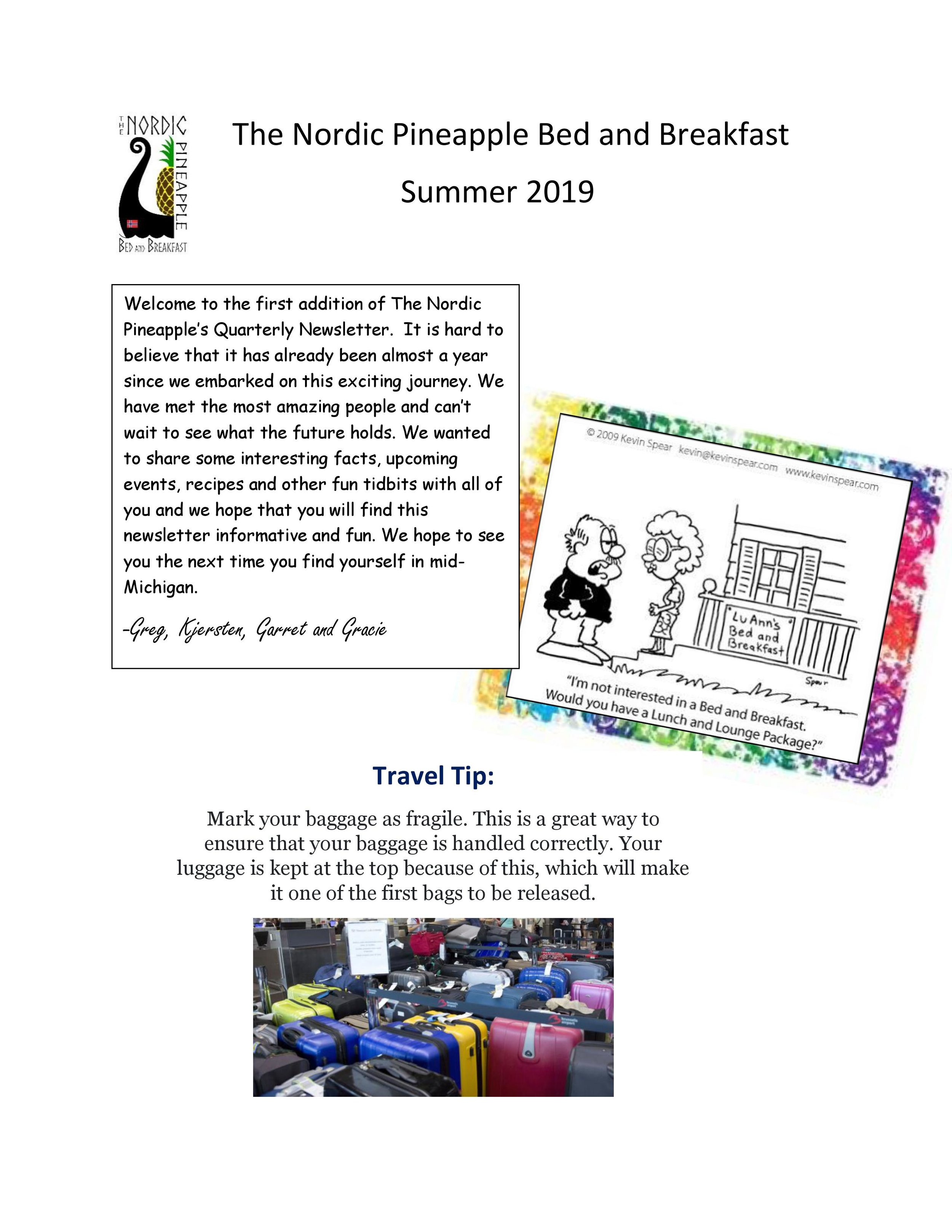 alt='page 1 of newsletter. to read entire newsletter click summer 2019 below'