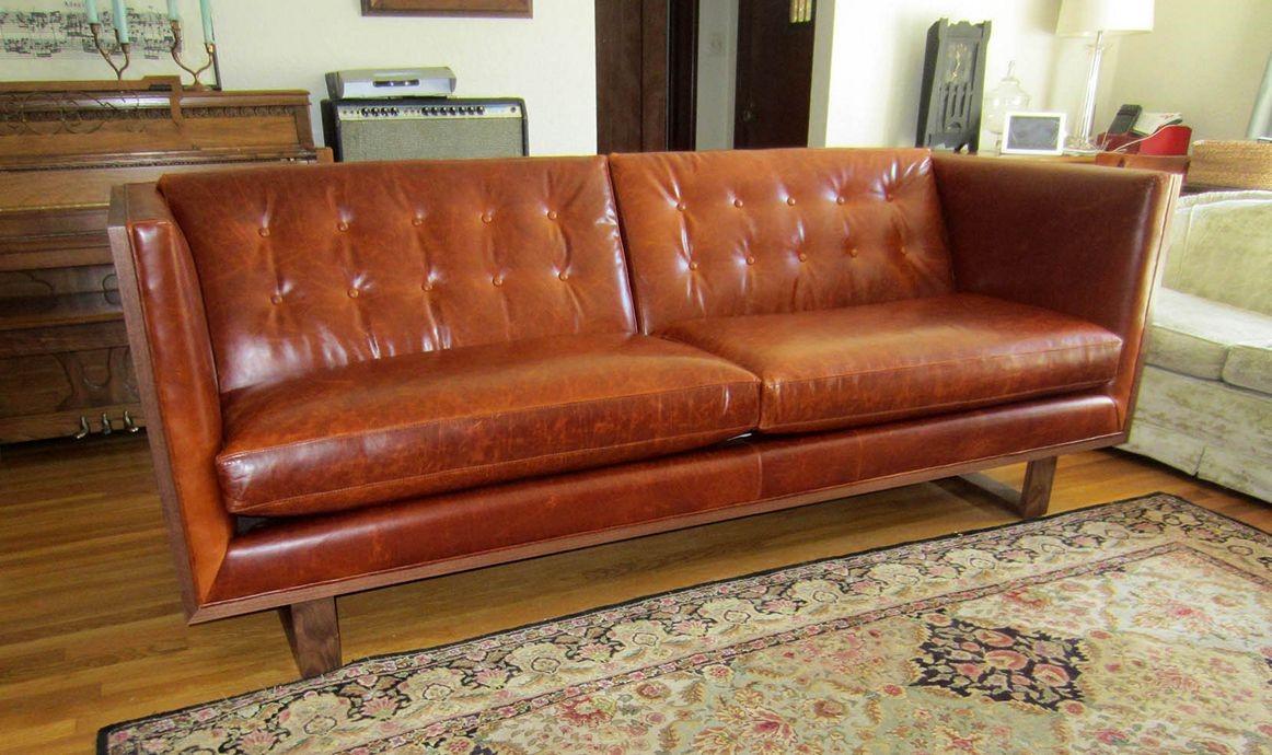 Custom Leather Furniture Envy