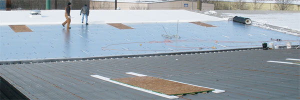 Commercial United Roofing Amp Sheetmetal Inc