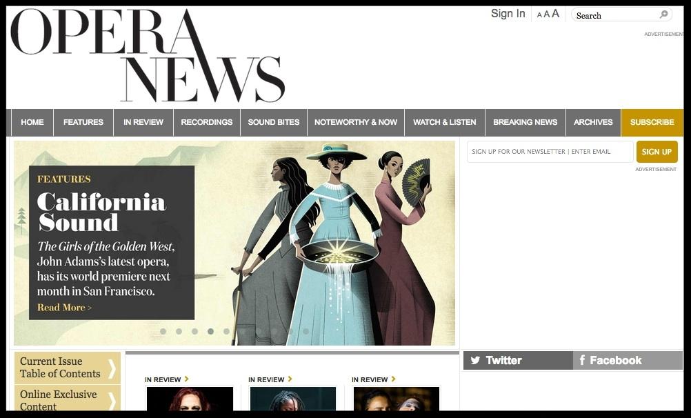 Manhattan School of Music - Opera News