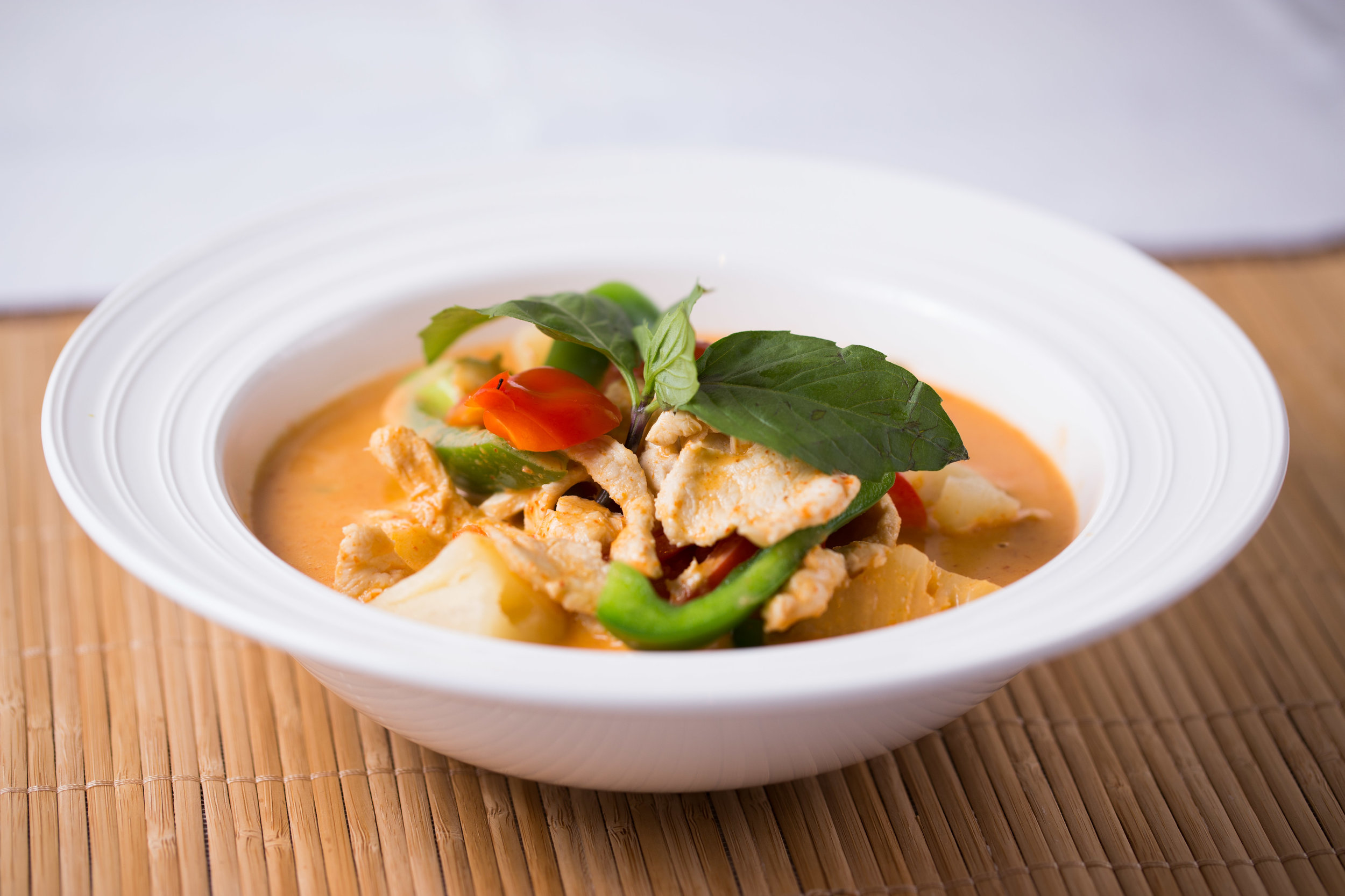C2. Red Curry