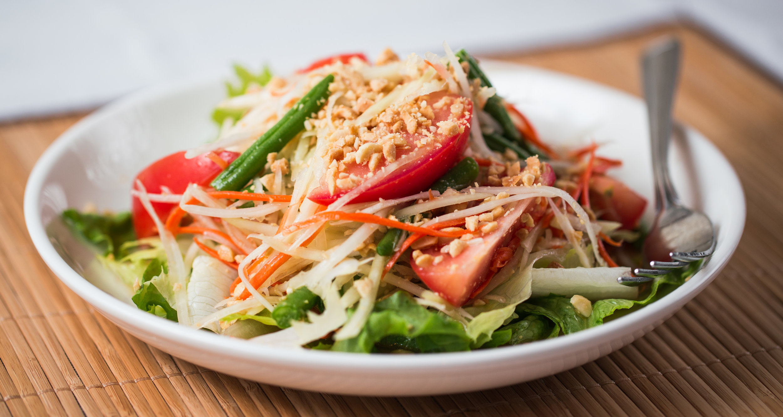 SA8. Som Tam (Papaya Salad)
