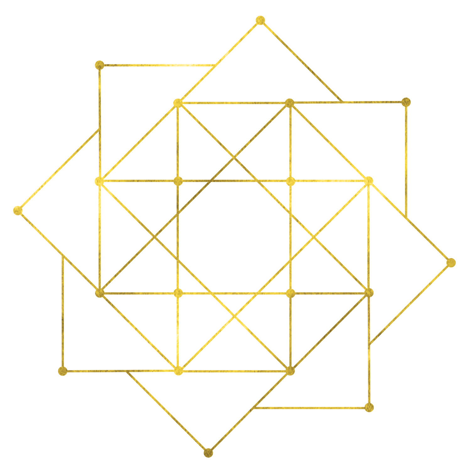 gold-square-matrix-symbol