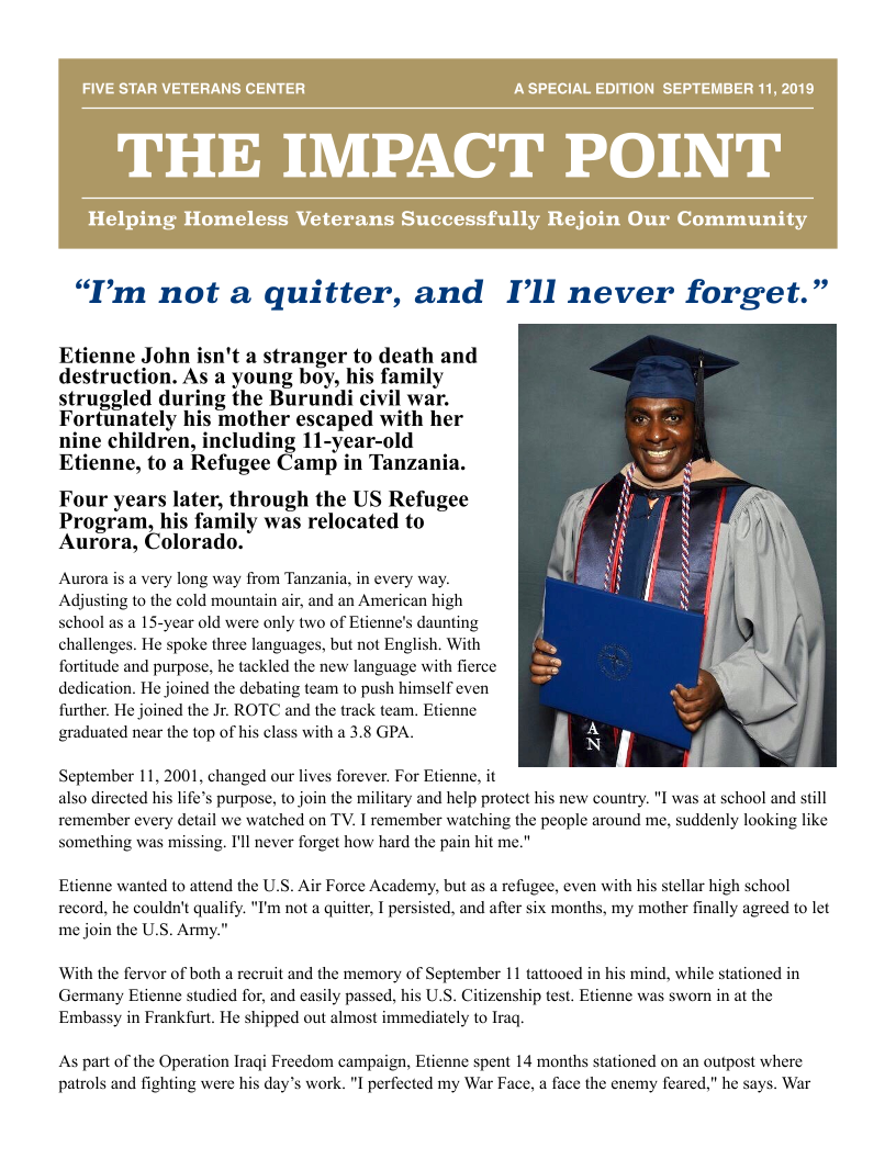 Click Here To Read The Impact Point Newsletter in PDF Format   Impact Point June 2019