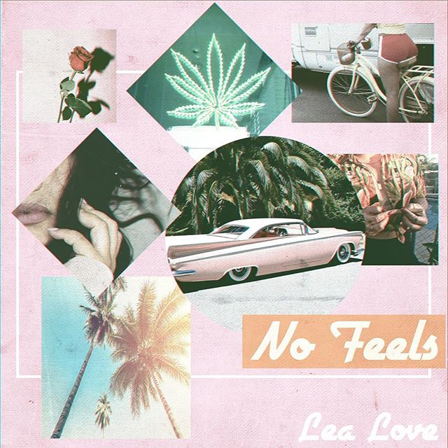 """Two weeks from today. """"NO FEELS"""" drops on OCTOBER 12th!!! Y'all ready?! Issa Vibe🌊. . . Production by and co written w/ my boy @jrios_musiq 👊🏼. . Official Cover Art- Yours Truly🌹. . . #lealove #lealovemusic #nofeels #lealovenofeels #newvibe #newsingle #october12th #twoweeksaway #juanriosproduction #islandempire #menschhouserecords #tooexcited #rnb #reggae #soul #femaleartist #femalevocalist #singer #songwriter"""