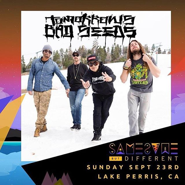 @ssbdfest is right around the corner this place is so majestical we are so honored to play at such a beautiful venue see you Sunday we play 3:45 on the same same stage come out & vibe w us ... see y'all soon #lifeisthemissionloveisthemessage #badseeds #reggae #art #ca #music #ssbd #camping #vibes #alllovealways
