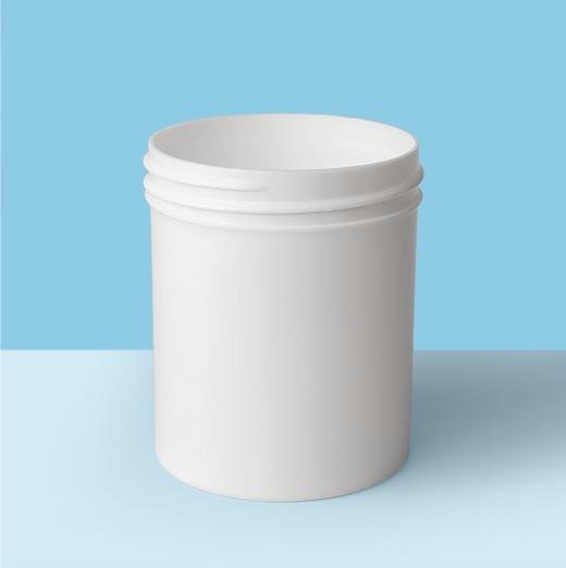 4oz 53mm Regular Wall Plastic Jar