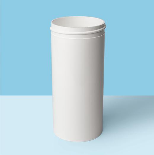 6oz 53mm Regular Wall Plastic Jar