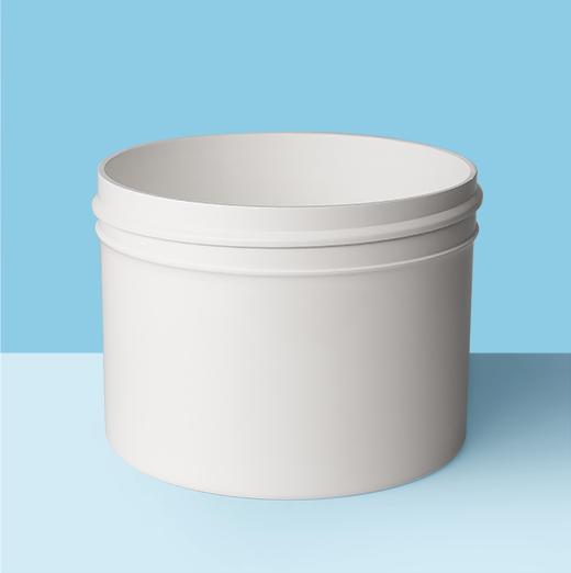 8oz 89mm Regular Wall Plastic Jar