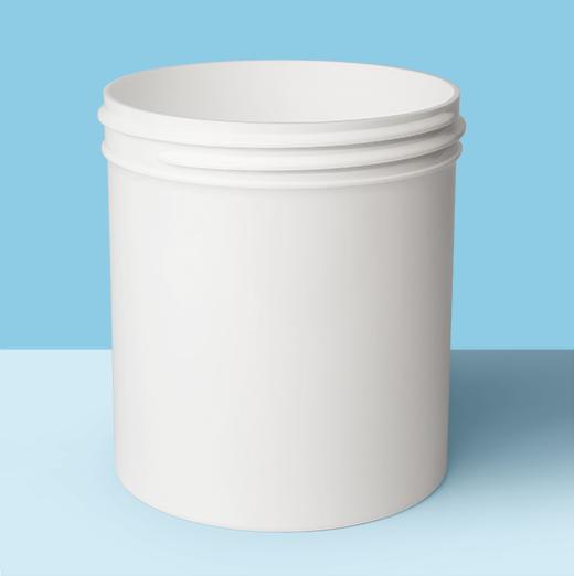16oz 89mm Regular Wall Plastic Jar