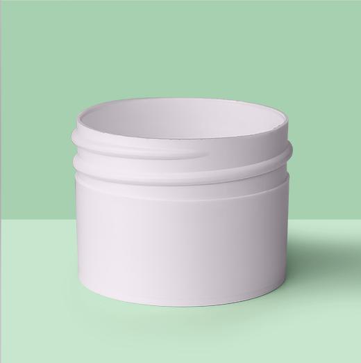 1/2oz 38mm Regular Wall Plastic Jar