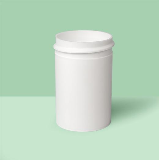 1oz 38mm Regular Wall Plastic Jar