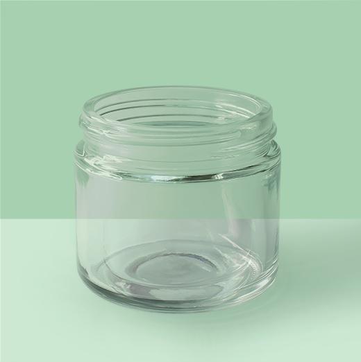 2oz 53mm Glass Jar