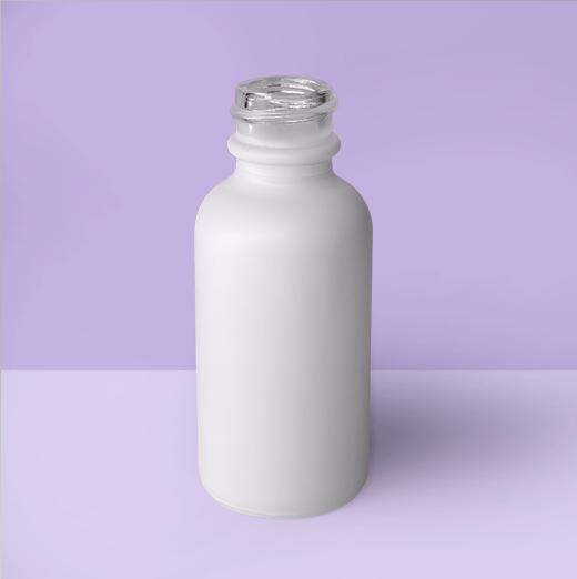 1oz 20mm Glass Dropper Bottle