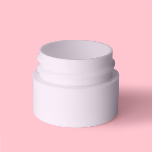 1/4oz 33mm Double Wall Plastic Jar
