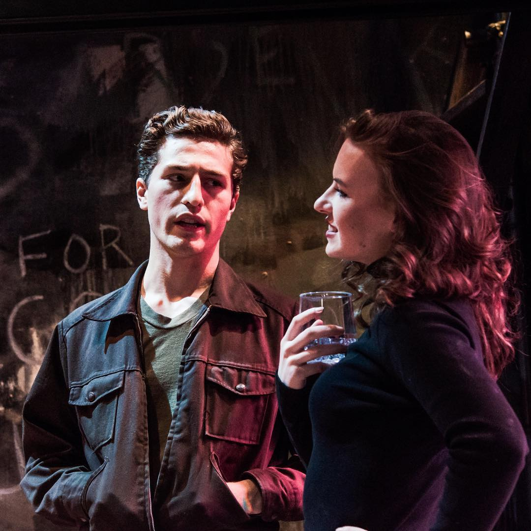 The Honey Trap— Boston Playwright's Theatre  Kalman Zabarsky Photography